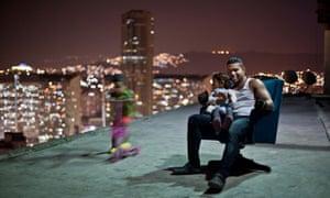 """Torre David """"vertical slum' in Caracas"""