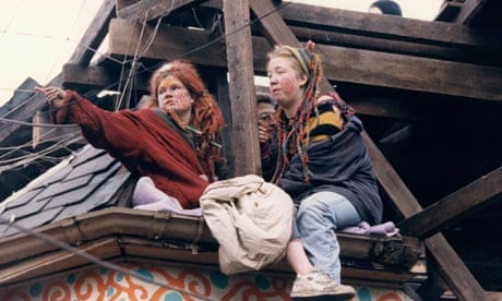Squatters are not home stealers'   Society   The Guardian