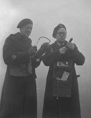 1952 smog crisis: OPERATION SMOG