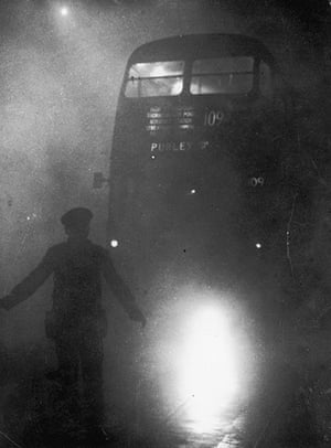 60 Years Since The Great Smog Of London In Pictures Environment