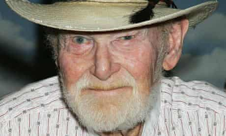 Western character actor Harry Carey Jr