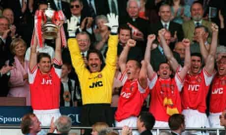 FA Cup winners Arsenal