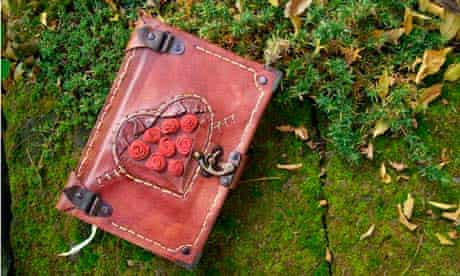 Diary in the grass