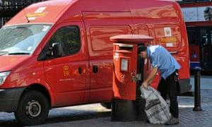National postal strike