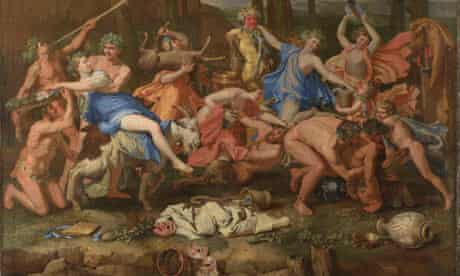 Excess all areas ... Nicolas Poussin's The Triumph of Pan