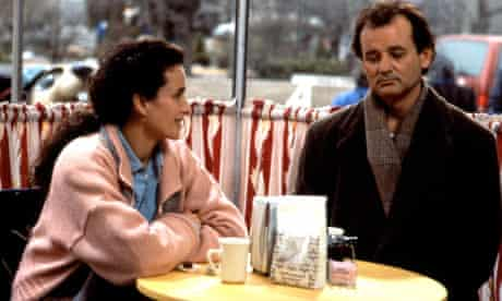Groundhog Day starring Andie MacDowell and Bill Murray