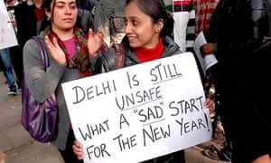 Delhi protests after the death of 23-year-old victim of brutal gang rape