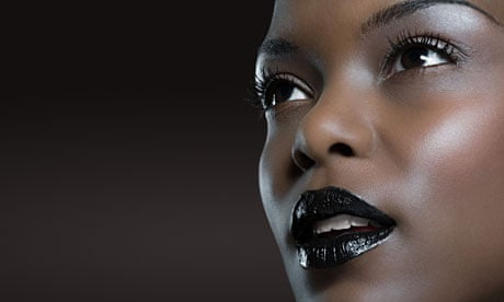 Beauty For Dark Skin How To Wear Winter S Gothic Makeup Look Fashion The Guardian
