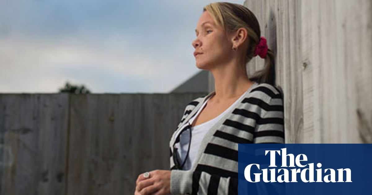 Blinded by her boyfriend: 'I asked my family to finish me