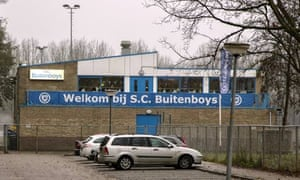 The home of SC Buitenboys