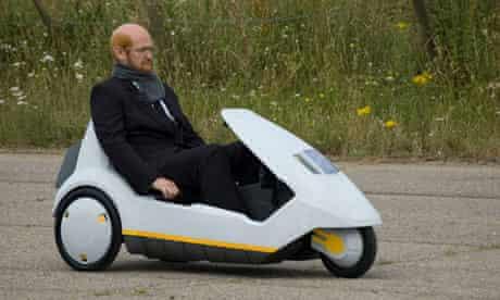 Alexander Armstrong as Clive Sinclair in Micro Men