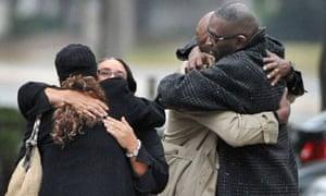 jordan davis family mourning