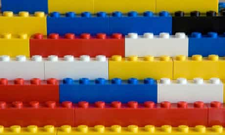 In the future everything will be made of Lego