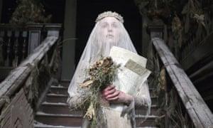 Gillian Anderson as Miss Havisham