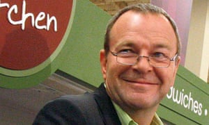 Tim Mason, former chief executive of Tesco's Fresh & Easy