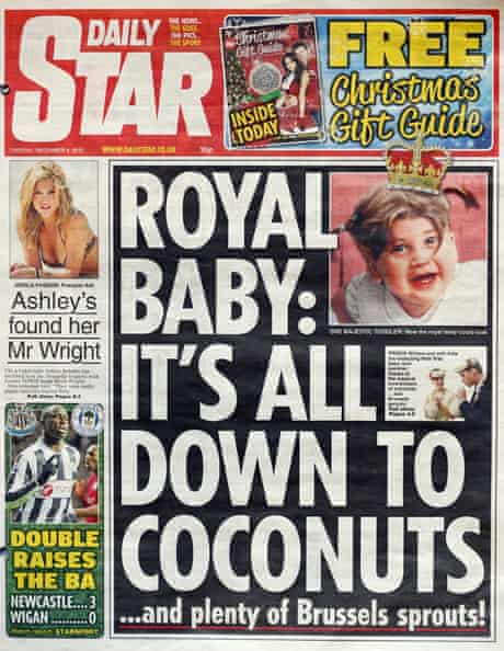 The Star: It's all down to coconuts