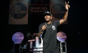Kendrick live