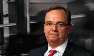 HSBC chief executive Stuart Gulliver.