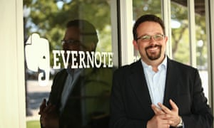 Evernote CEO Phil Libin gets down to Business with new
