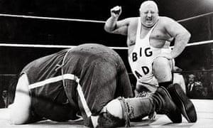 Big Daddy v Giant Haystacks