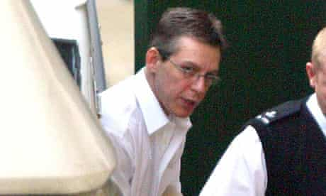 Jeremy Bamber at the Appeal Court