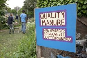 Shit London: Quality manure