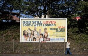 Shit London: God still loves South West London