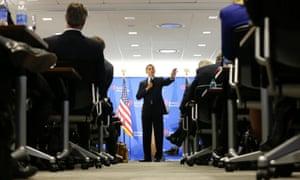 Barack Obama to Business Roundtable