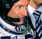 """Nasa astronaut Scott Kelly"""