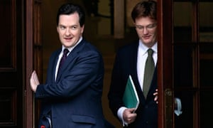 George Osborne and Danny Alexander 05122012