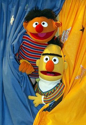 10 best: Bert and Ernie