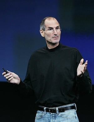 10 best: Steve Jobs