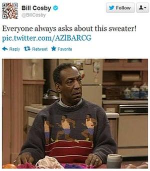 10 best: Bill Cosby tweet