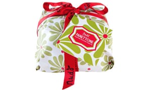 Olive oil panettone from Nudo