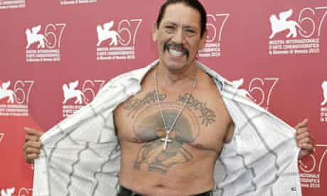Danny Trejo: 'I started getting in trouble at a really young age.'