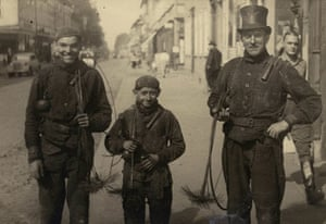 Michael Hoppen: Unknown Photographer, German Chimney Sweeps