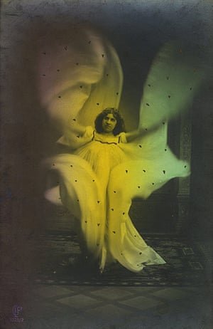 Michael Hoppen: Unknown Photographer, Butterfly Dance - Louis Fuller, c. 1900
