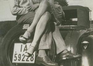 Michael Hoppen: Zoltan Glass, Car, Berlin, 1931