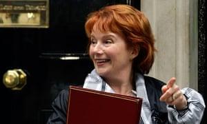 Hazel Blears on Downing Street