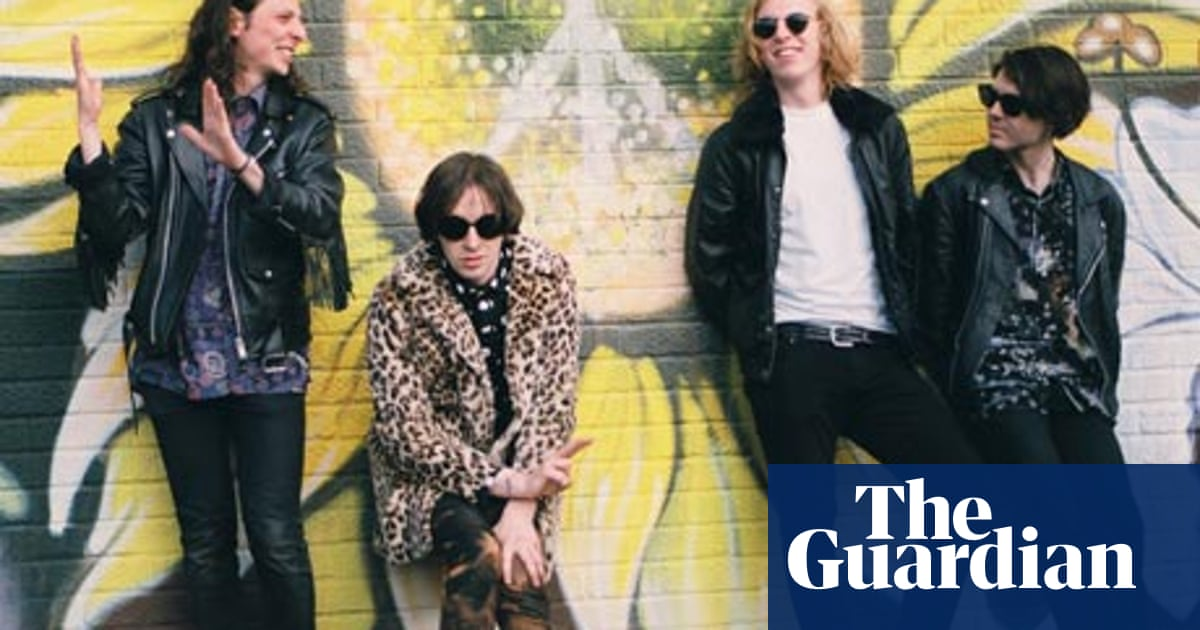 398ab95a36 Peace, Swim Deep and Jaws bang the drum for Birmingham | Music | The ...