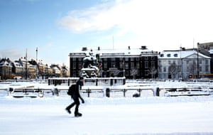Healthiest cities: Kings new square copenhagen