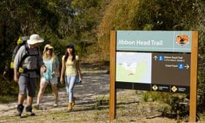 Healthiest cities: Jibbon Head walking trail Sydney