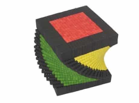 17x17x17 cube