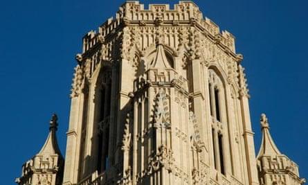 Bristol University Wills Tower