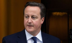 David Cameron leveson
