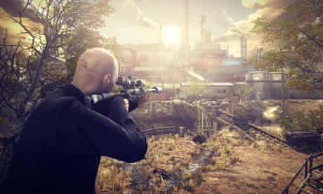 Hitman Absolution Review Games The Guardian