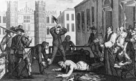 Execution charles 1