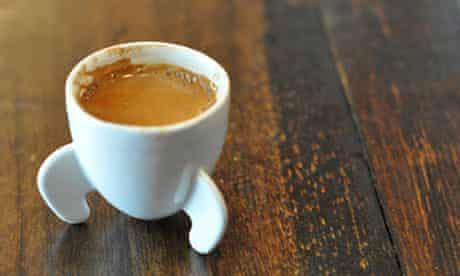 Craig Kaplan's rocket espresso cup