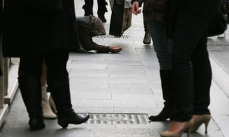 Norway has stepped back from criminalising begging which is banned in some European countries.