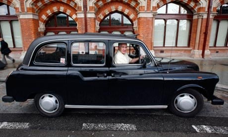 The history of London's black cabs | UK news | The Guardian